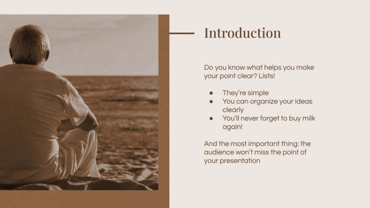 New Year, New Prospect presentation template
