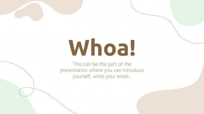 International Environment Day presentation template
