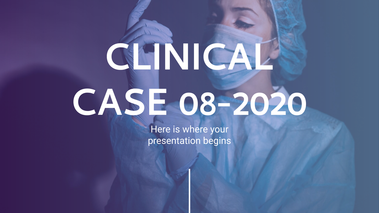 Clinical Case 08-2020 presentation template
