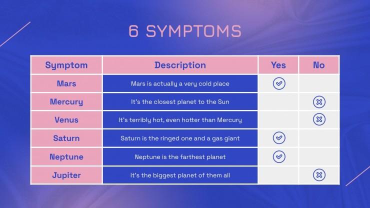 Group B Strep Awareness Month presentation template