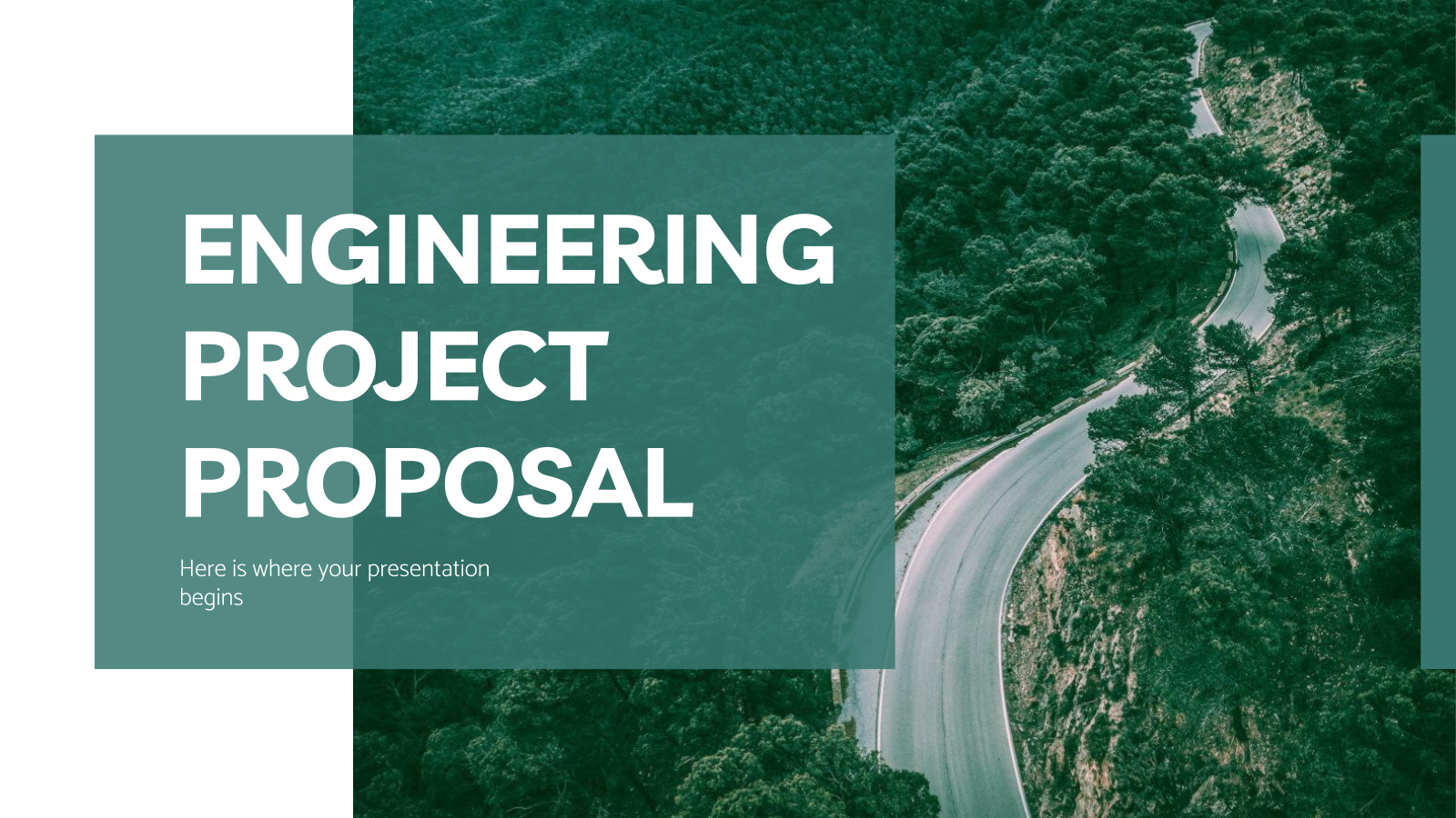 Proposition de projet d'ingénierie : Modèles de présentation