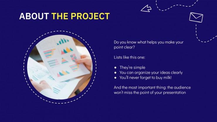 Formal Doodles Project Proposal presentation template