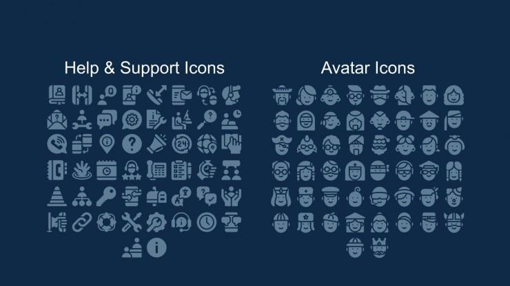 World Emoji Day presentation template
