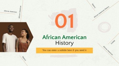 Social Studies Subject for Elementary - 2nd Grade: History presentation template