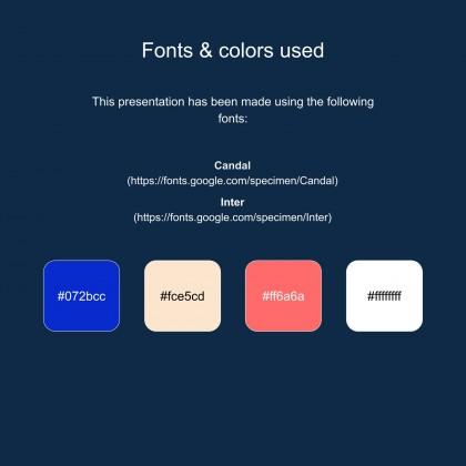 Nice Friends IG Square Posts presentation template