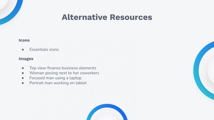 Business Modell Canvas Präsentationsvorlage