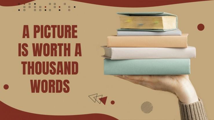 Abschlussarbeit in öffentlichen Bibliotheken Präsentationsvorlage