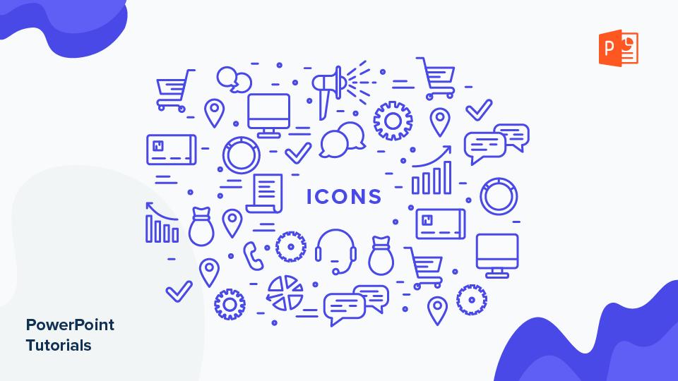 Como adicionar e modificar ícones no PowerPoint | Tutoriais e Dicas de apresentação