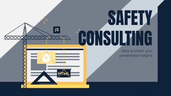 Expertise-conseil en sécurité : Modèles de présentation