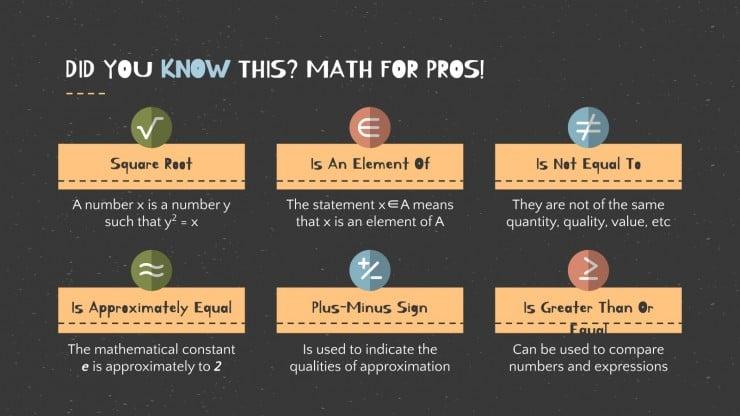 Plantilla de presentación Resolución de problemas y razonamiento matemático