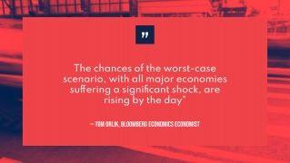 Economic Impact of Coronavirus presentation template