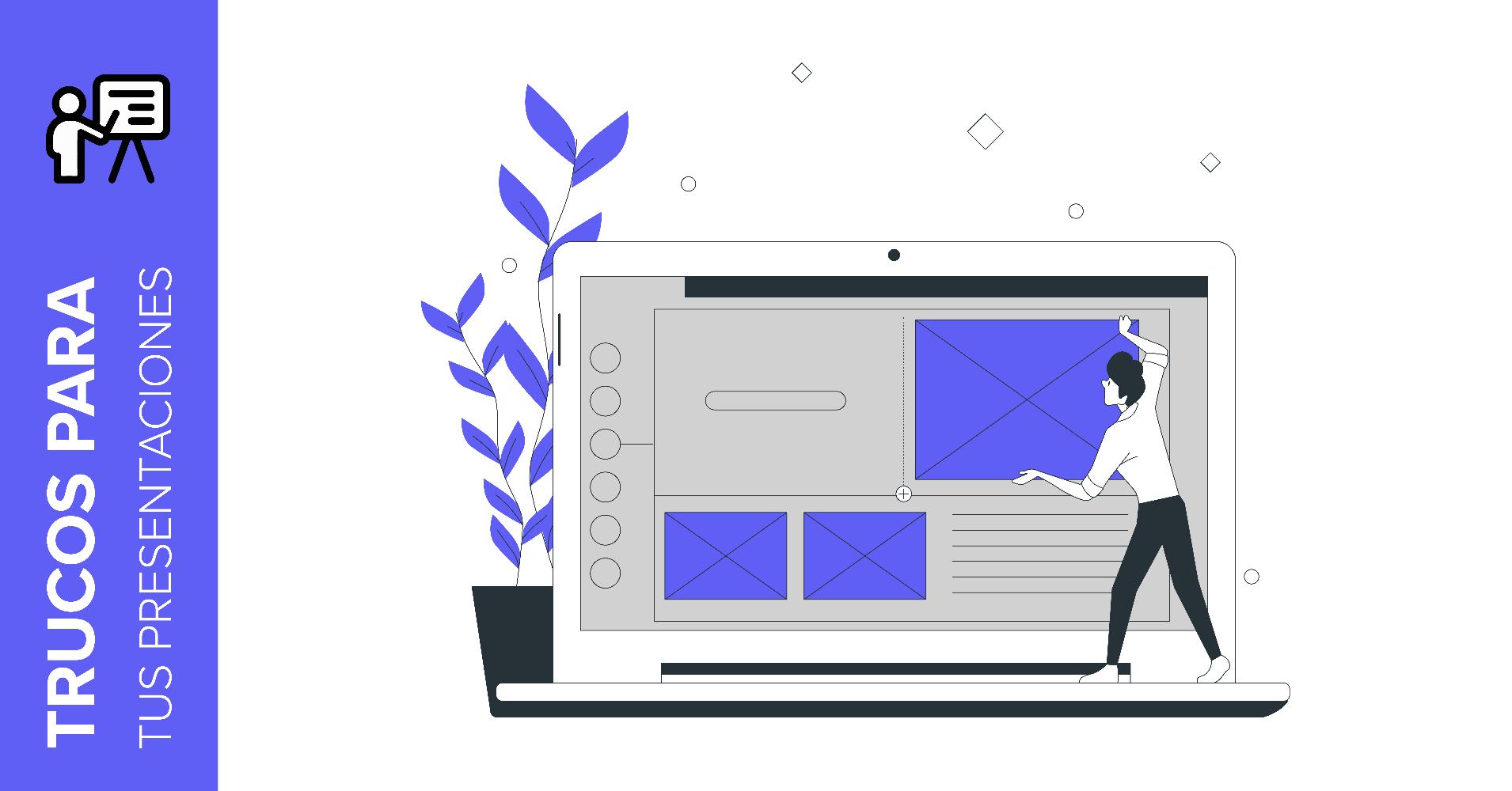 Cómo editar las diapositivas maestras en nuestras plantillas | Tutoriales y Tips para tus presentaciones