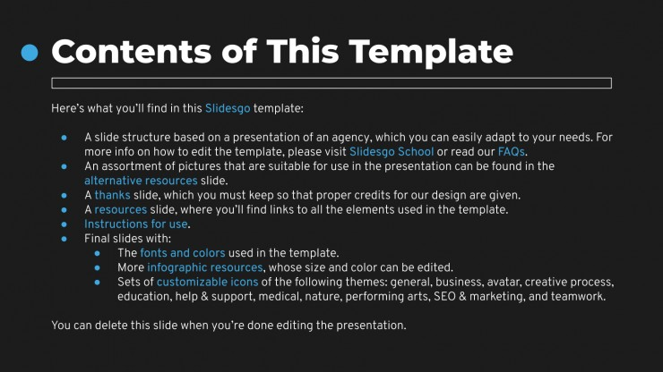News Agency Google Slides Theme And Powerpoint Template