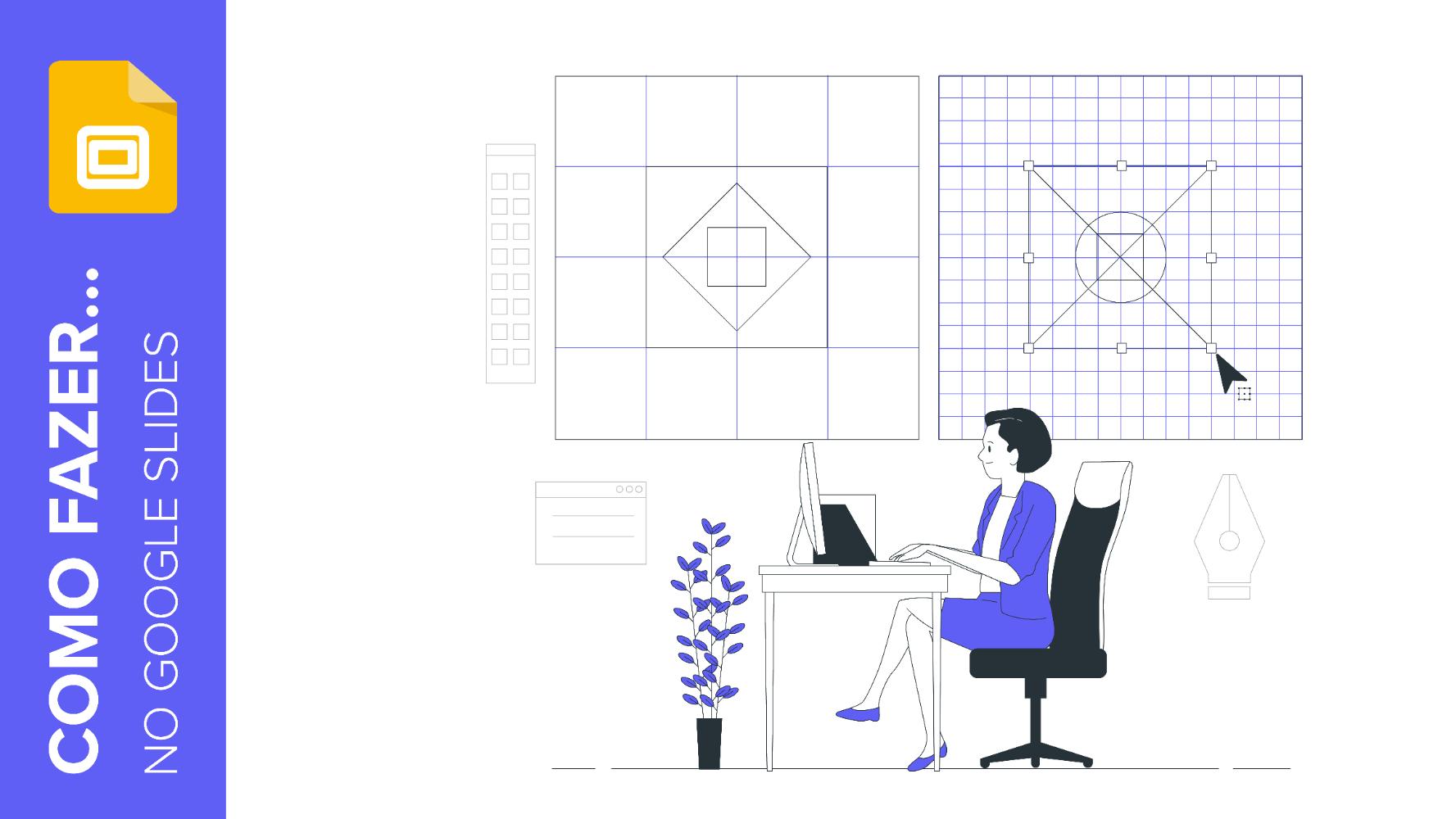 Como adicionar bordas no Google Slides | Tutoriais e Dicas de apresentação