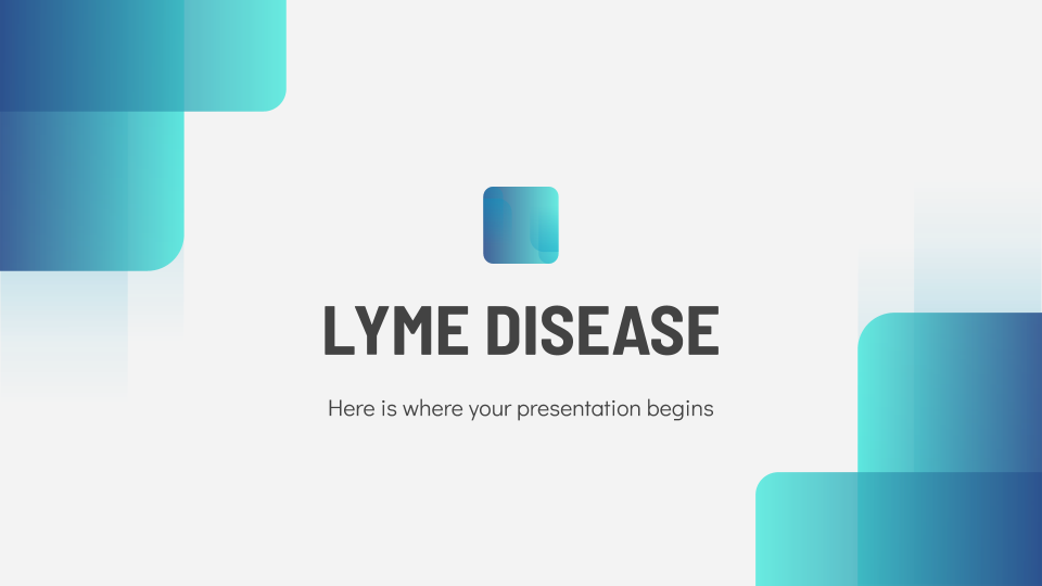 Lyme Disease presentation template