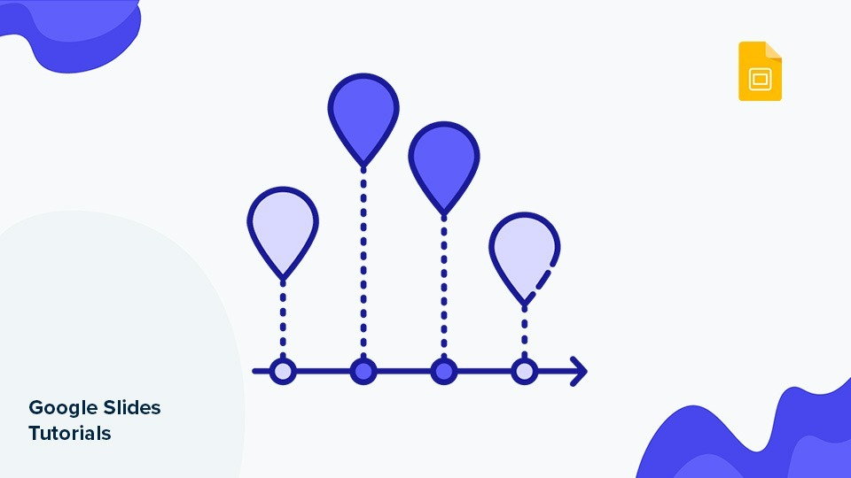 Como criar uma linha do tempo no Google Slides | Tutoriais e Dicas de apresentação