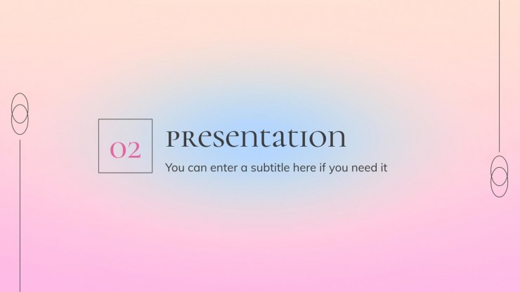 World Breastfeeding Week presentation template