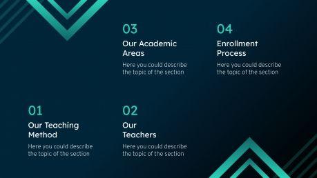 Akademie zur Vorbereitung auf den Öffentlichen Dienst Präsentationsvorlage