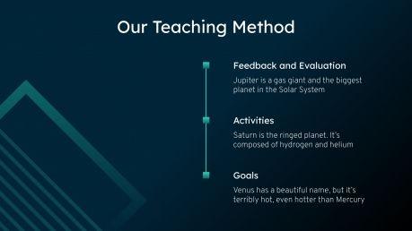 Modelo de apresentação Escola para concurso público