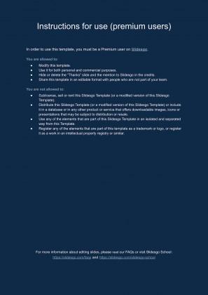 Raggash Linien CV Präsentationsvorlage