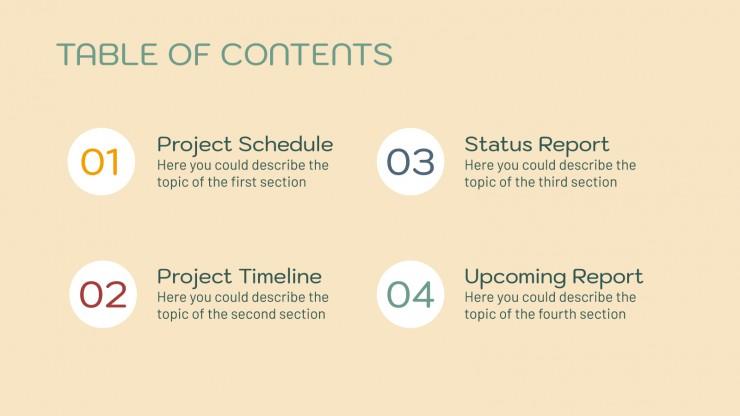 Modelo de apresentação Reunião de escritório