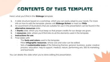 Music Composition Workshop presentation template