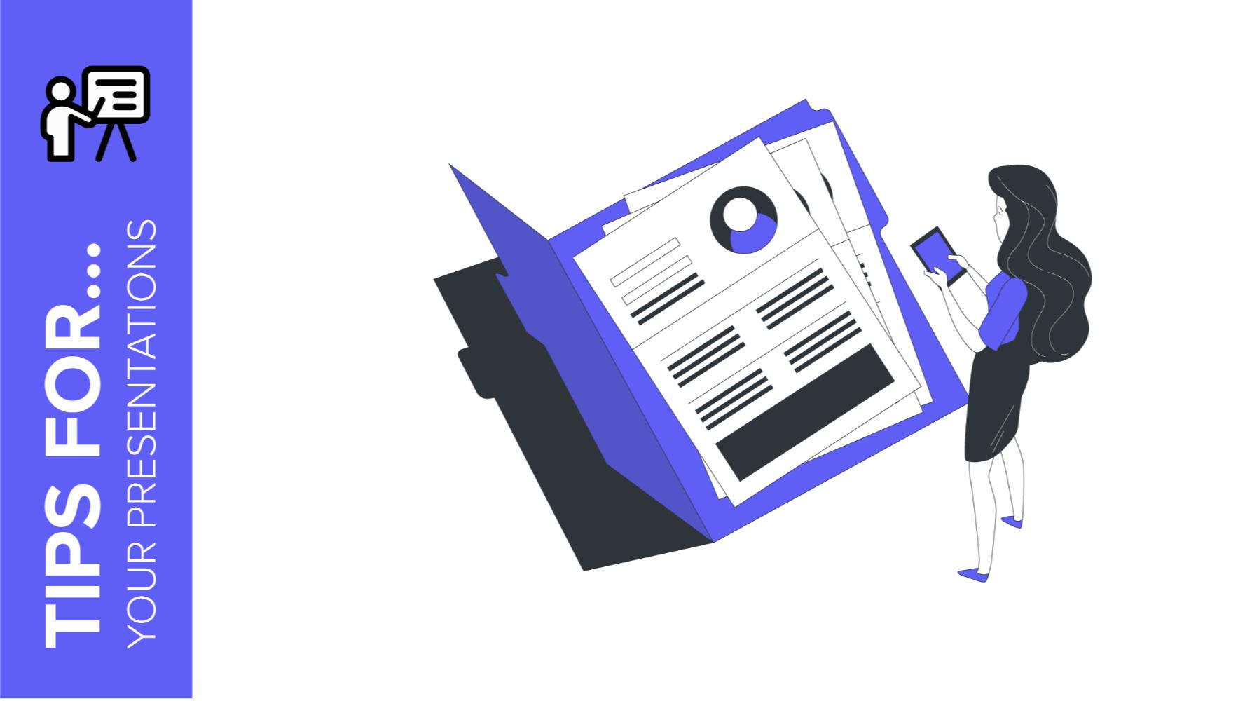 Tips To Create the Perfect Resume Presentation | Tutoriels et conseils pour vos présentations