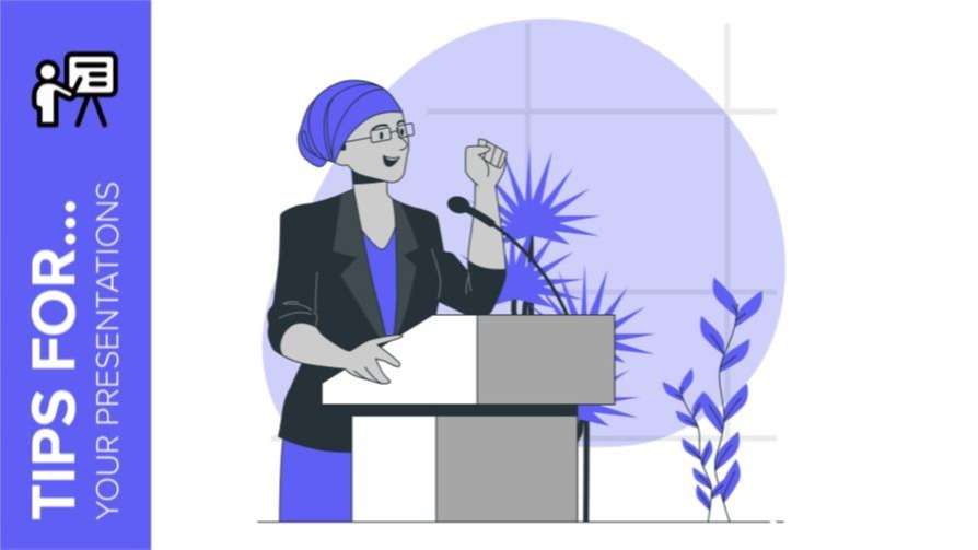 How to become a great speaker | Quick Tips & Tutorial for your presentations