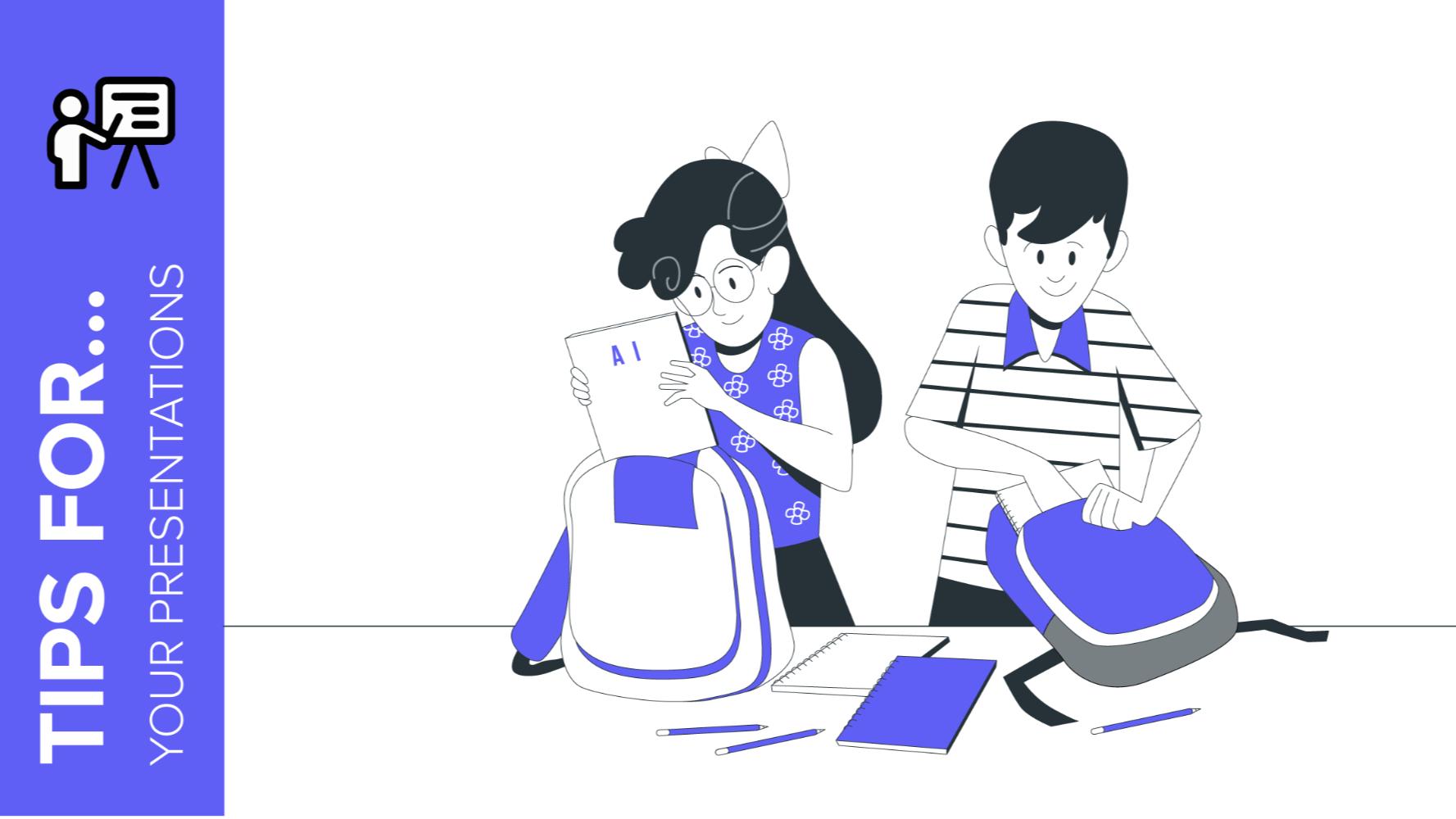 5 Tips to Get the School Year Off to a Good Start | Tutoriels et conseils pour vos présentations