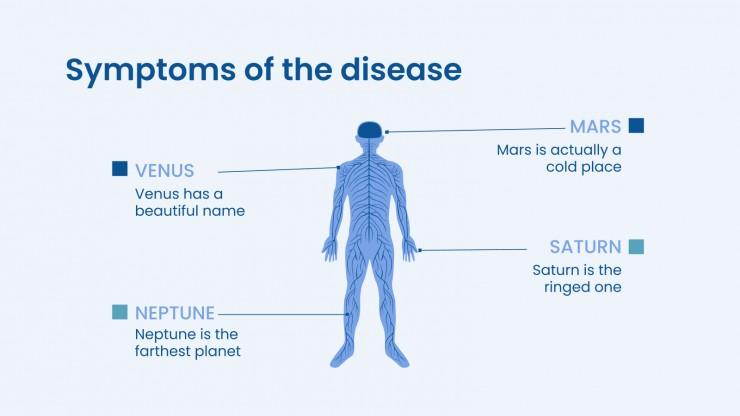 Plantilla de presentación Meningitis