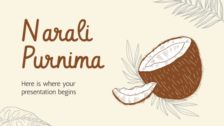 Narali Purnima | Google Slides & PowerPoint template