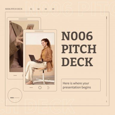N006 Pitch Deck IG Post