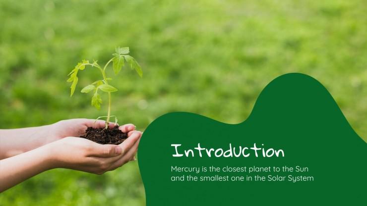 Umwelt-Bildungszentrum Präsentationsvorlage