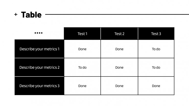 Dynamic Dark Thesis Defense presentation template