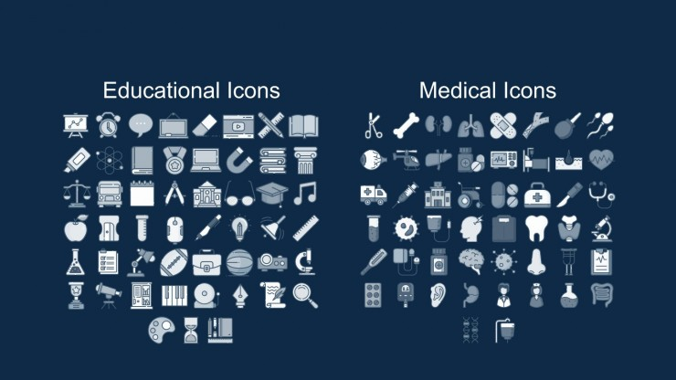 Centre de vaccination : Modèles de présentation