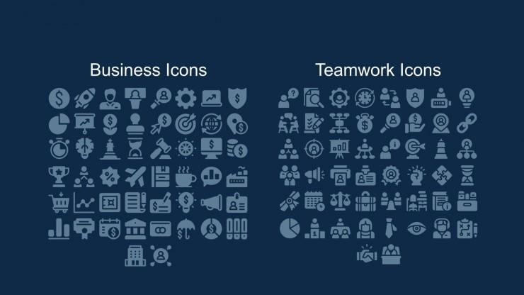 Site web sur le marketing multi-niveau : Modèles de présentation