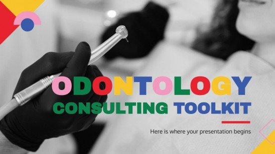 Odontology Consulting Toolkit presentation template