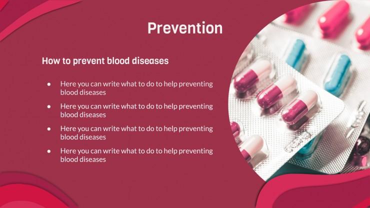 Modelo de apresentação Doenças hematológicas