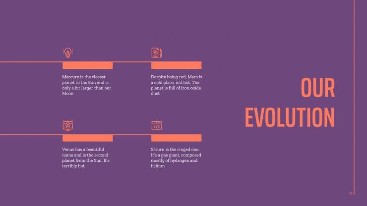 Creative Agency presentation template