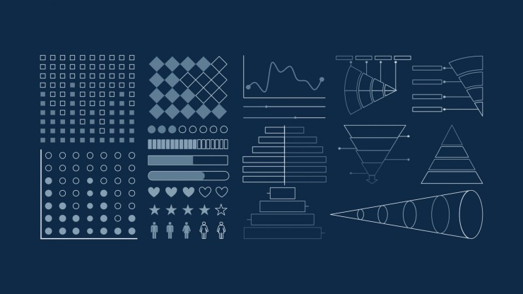 Différence entre les cryptomonnaies et les actions : Modèles de présentation