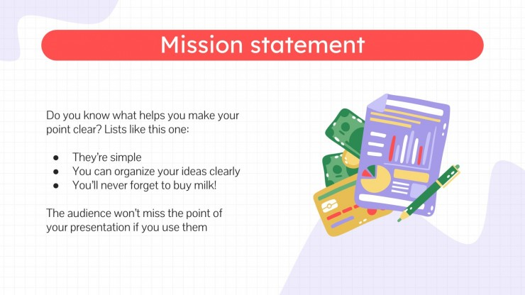 #1 Business Plan for Small Business presentation template