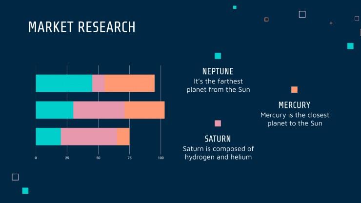Plantilla de presentación Ciencia de datos