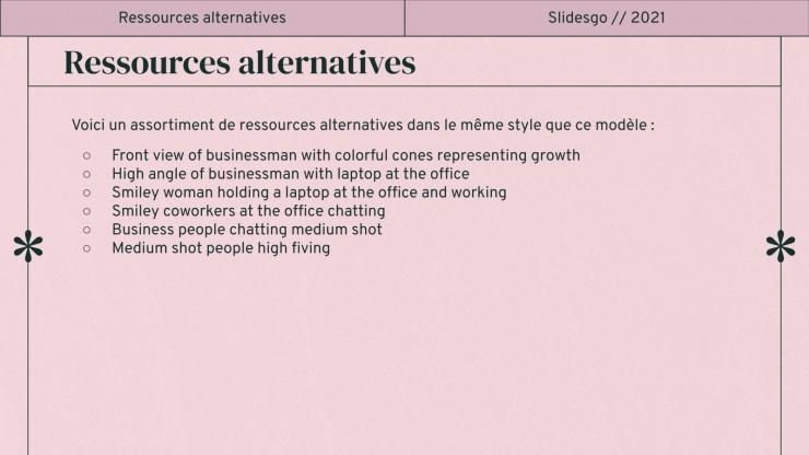 L'éthique du travail dans les petites entreprises - Soutenance de thèse : Modèles de présentation