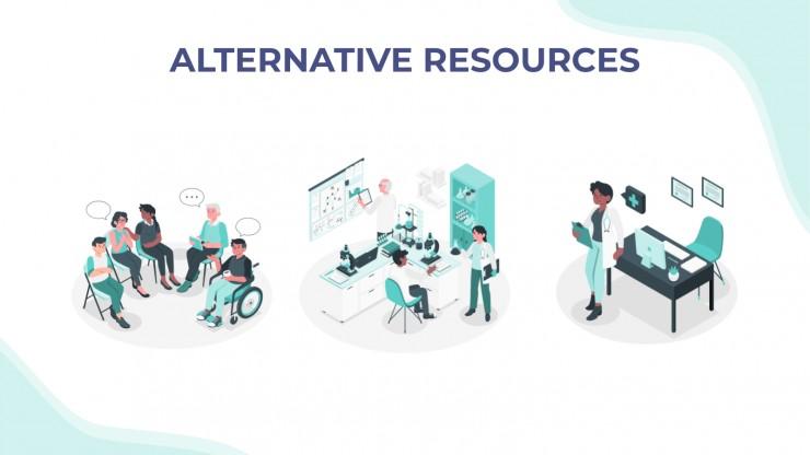 Cas clinique interactif : Modèles de présentation