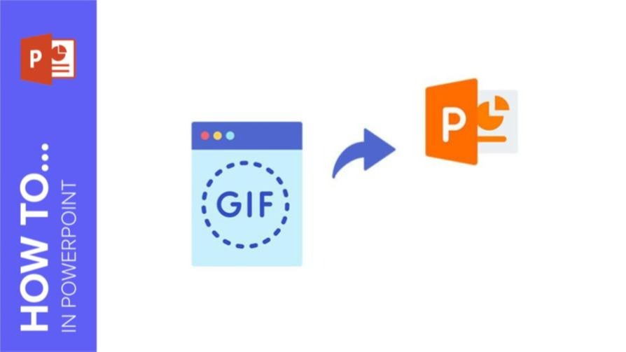 How to Insert Embed GIFs in a PowerPoint Presentation | Quick Tips & Tutorial for your presentations