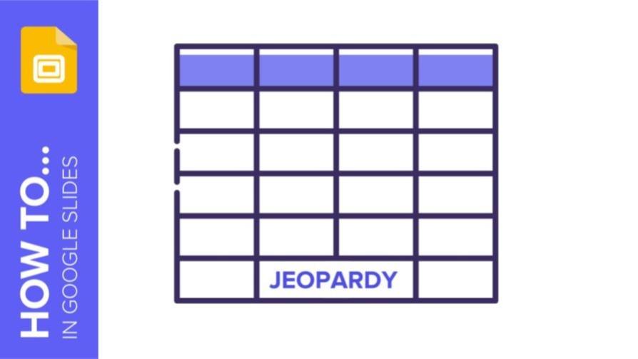 How to Create a Jeopardy Game in Google Slides | Schnelle Tipps & Tutorials für deine Präsentationen
