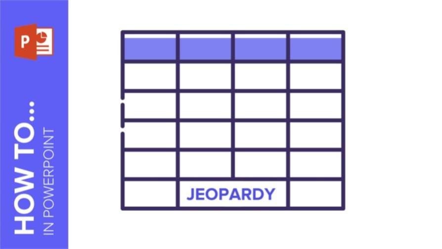 How to Make a Jeopardy Game in PowerPoint | Schnelle Tipps & Tutorials für deine Präsentationen