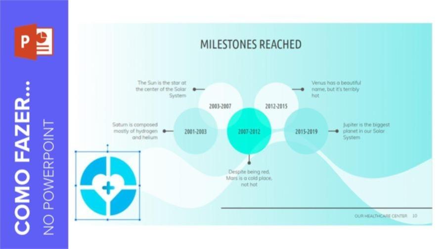 Como criar uma marca d'água no PowerPoint | Tutoriais e Dicas de apresentação