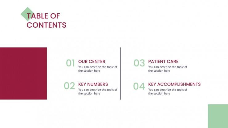 Modelo de apresentação Centro de psicologia