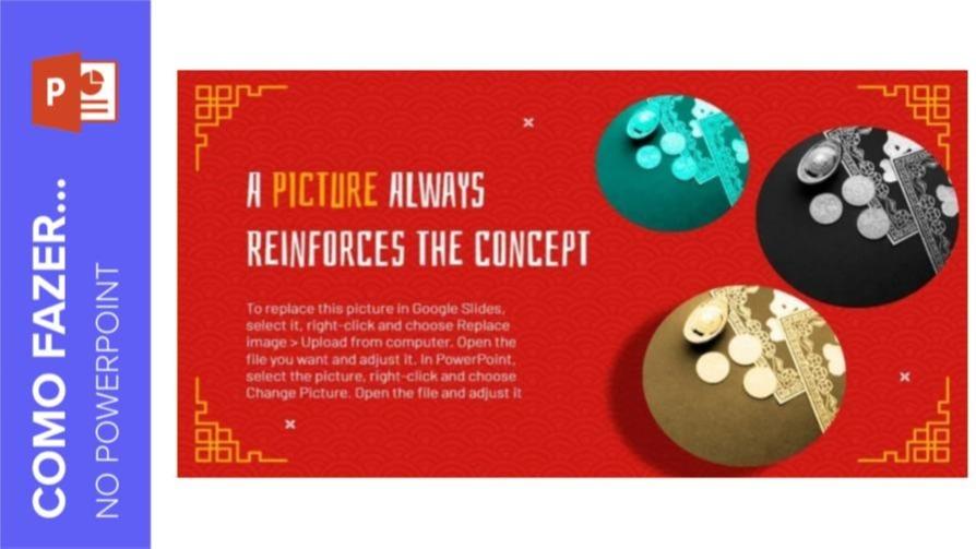 Como aplicar efeitos a uma imagem no PowerPoint | Tutoriais e Dicas de apresentação